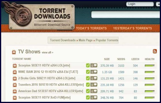 TorrentDownloads