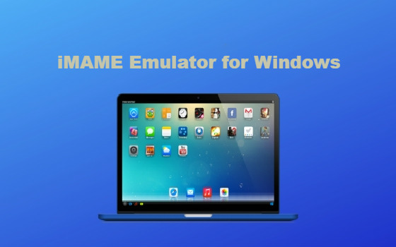 iMAME Emulator for Windows