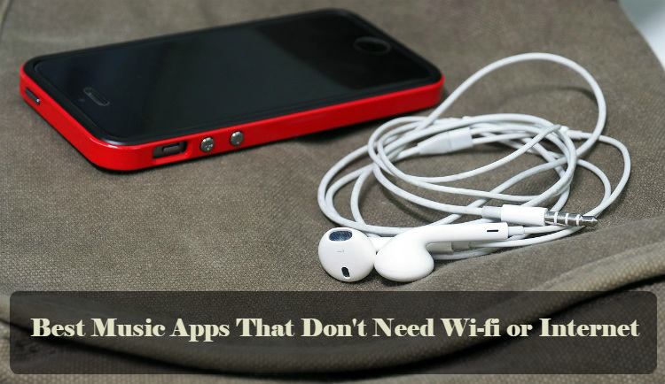 Best Free Apps To Listen Music Offline Without WiFi