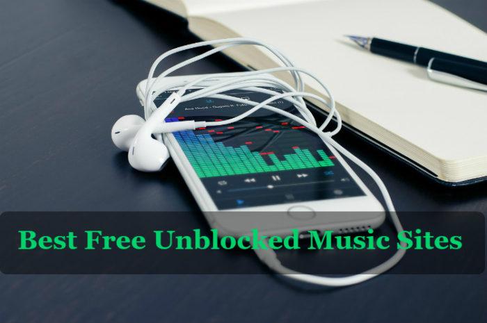 Best Free Unblocked Music Sites 2019