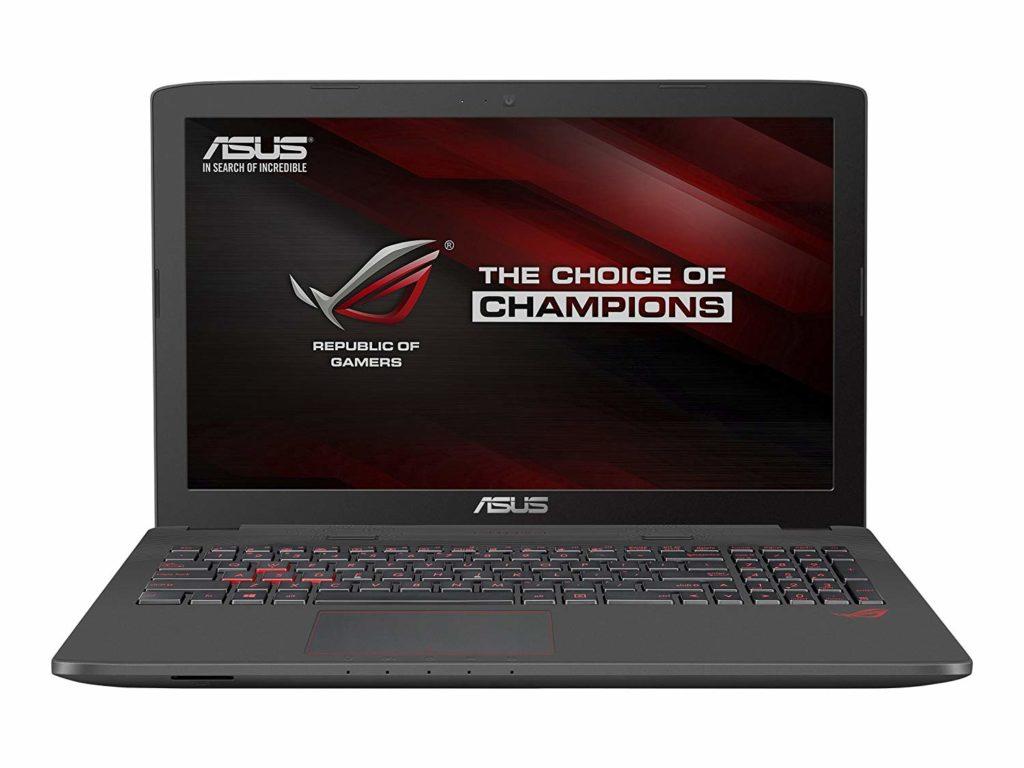 ASUS ROG GL752VW-DH71 17.3-inch Gaming Laptop