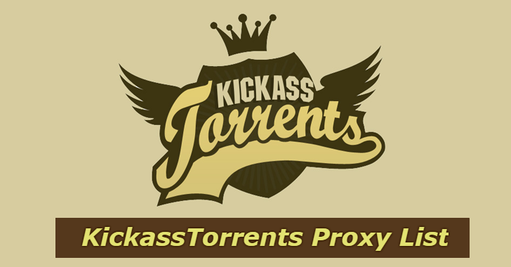 Kickass Proxy Sites