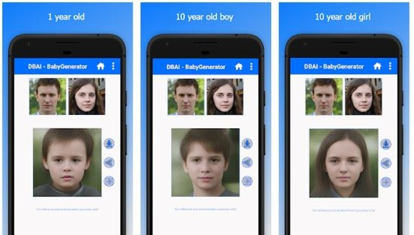 BabyGenerator App