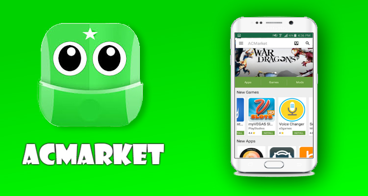 Image result for AC Market APK