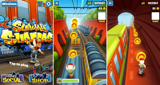 Download Subway Surfers MOD APK for Android