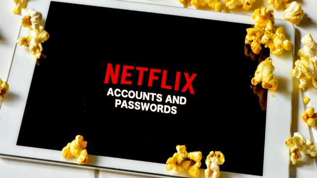 Free Netflix Working Accounts and Passwords