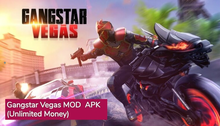 Gangstar Vegas MOD APK + OBB Data file