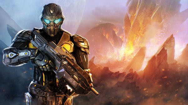 Gameloft - N.O.V.A. Legacy