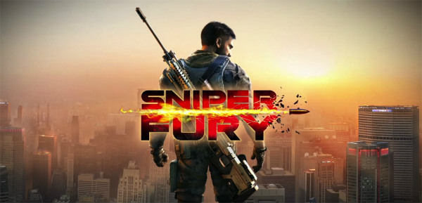 Sniper Fury: Top shooting game - FPS gun games