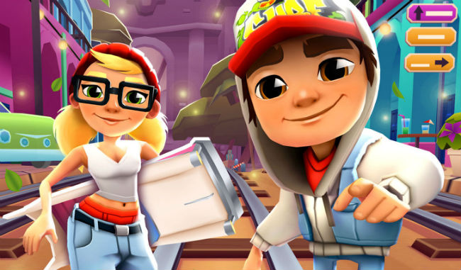 Subway Surfers Unlimited Keys Coins MOD
