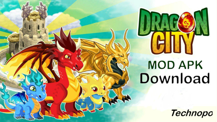 Download Dragon City free on android