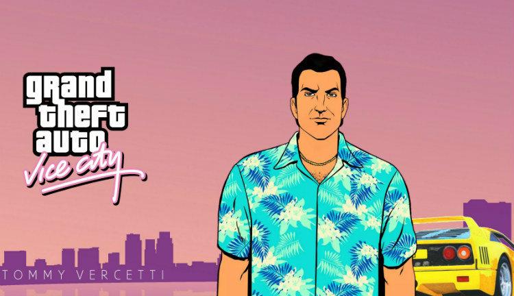 Download GTA Vice City APK + Mod Unlimited Money