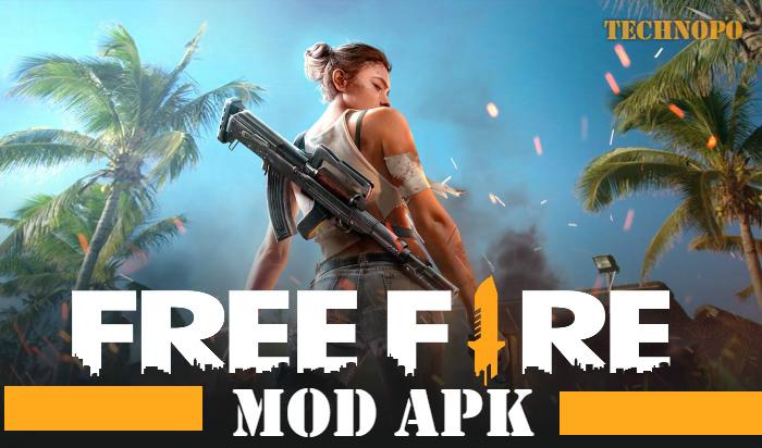Download Garena Free Fire MOD APK OBB