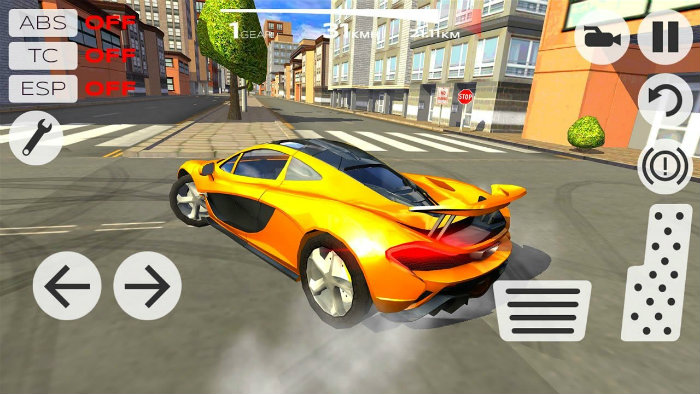 Extreme Car Driving Simulator for Android