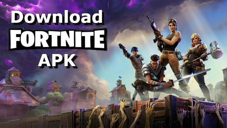 Fortnite Mobile APK for Android