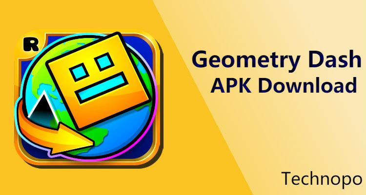 Geometry Dash 2.111 Apk + Mod