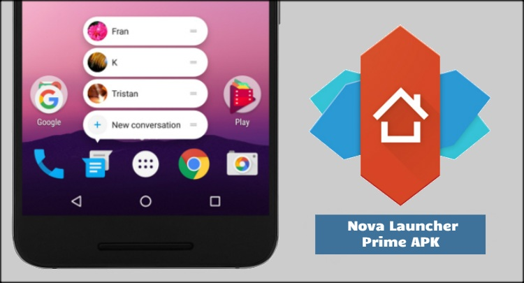 Nova Launcher Prime 6.2.3 Final Apk + Mod for Android