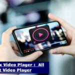 Vidmax Video Player: All Format Video Player Apk For Android