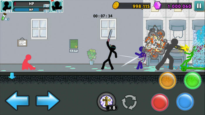 Anger Of Stick 5 for Android