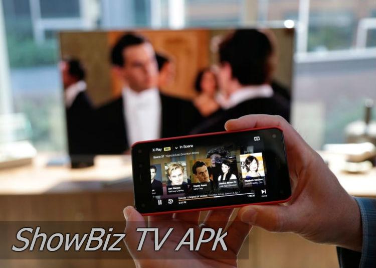 ShowBiz TV APK for Android