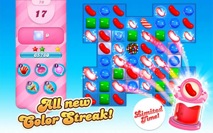 Candy Crush Saga Mod Hack
