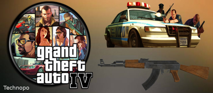 Download GTA 4 for Android