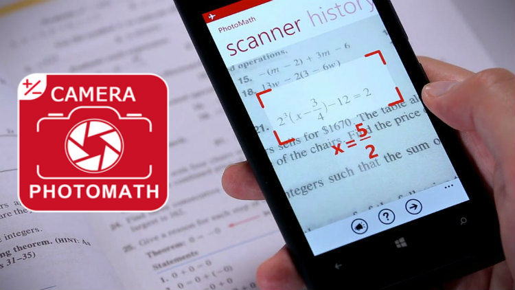 Photomath – Camera Calculator for Android