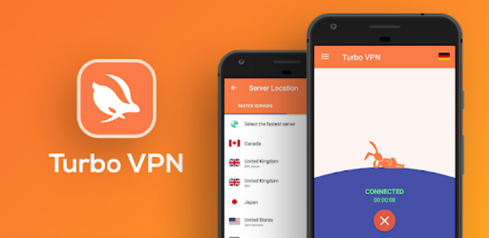 Turbo VPN for Android