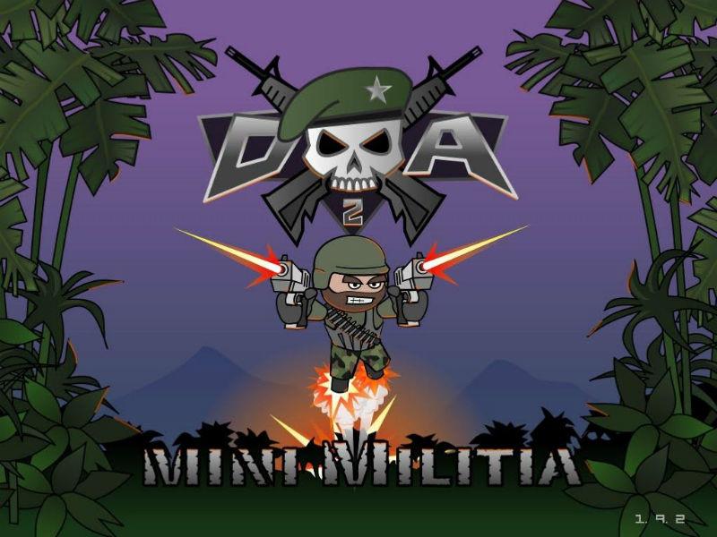 Mini Militia – Doodle Army 2 (MOD Pro Pack)