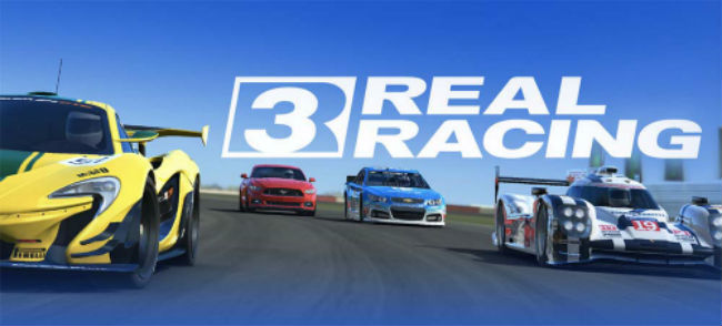 Real Racing 3 MOD APK - Unlimited Money
