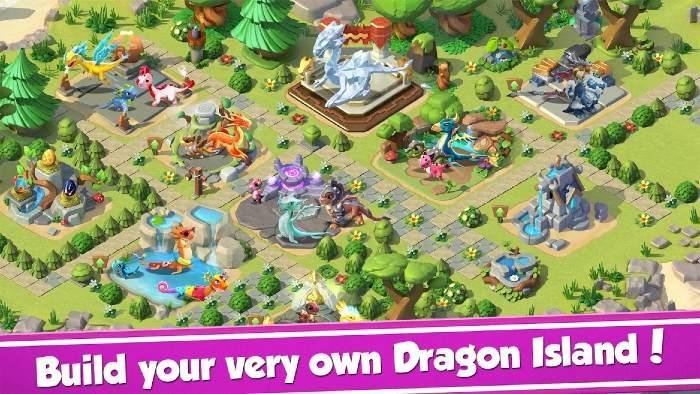 Dragon Mania Legend Unlimited Money Mod