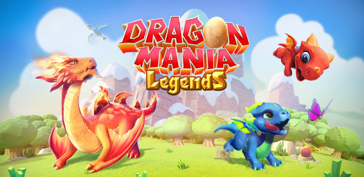 Dragon Mania Legends Mod Apk (Unlimited Gems/Coins/Foods)