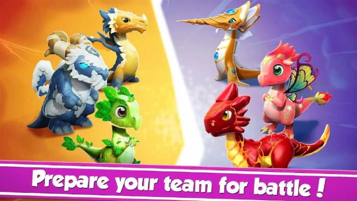 Dragon Mania Legends for Android