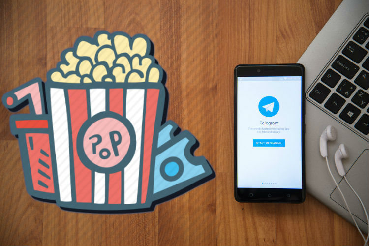 Download Movies From Telegram 2020