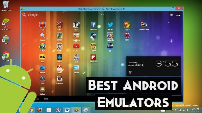 Best Android Emulators For Low End Pc