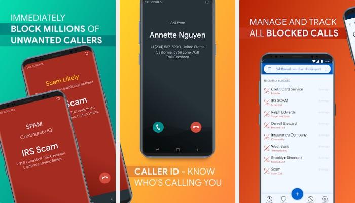 SMS/Call Blocker