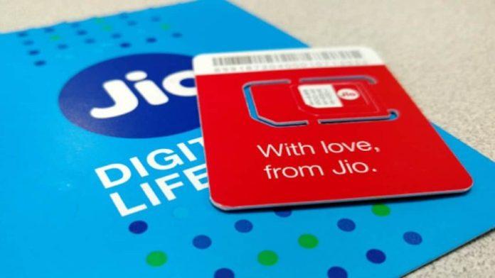 Block Jio SIM Card