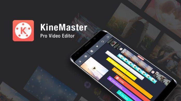kinemaster por video editor