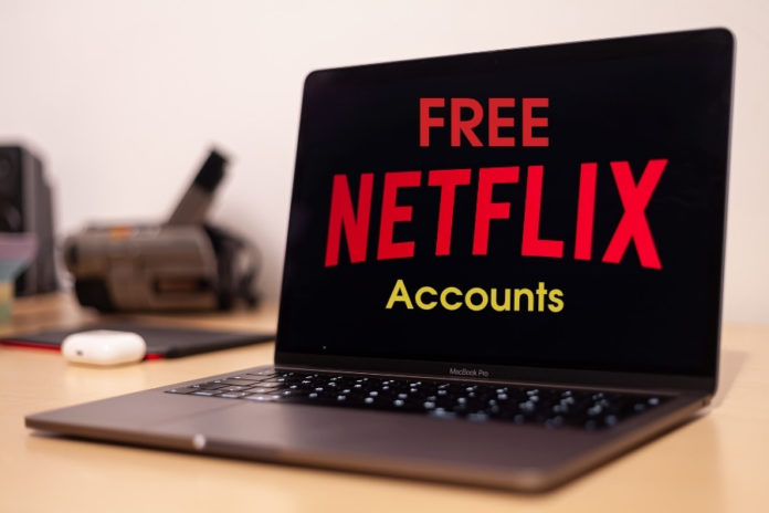 Free Netflix Accounts 2021