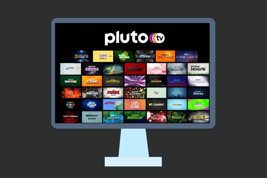 Pluto TV on Smart Device