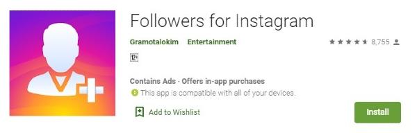 instagram followers app