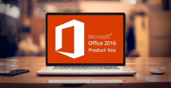 Working Microsoft Office 2016 Product Key