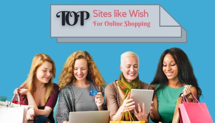 Sites Like Wish For Online Shopping