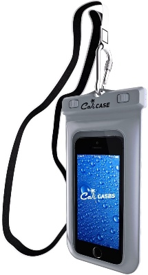 CaliCase Universal Waterproof Floating Case Pouch