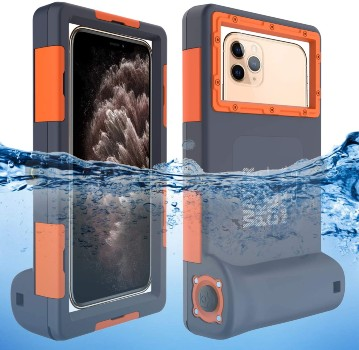 Willbox Professional Waterproof Case for iPhone