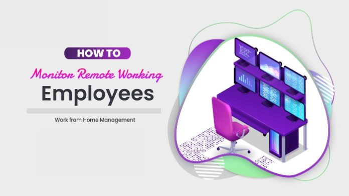 How to Monitor Remote Workers