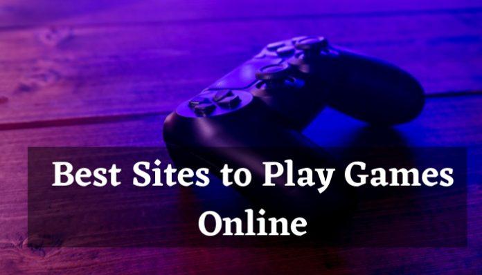 Best Websites for Free Online Games