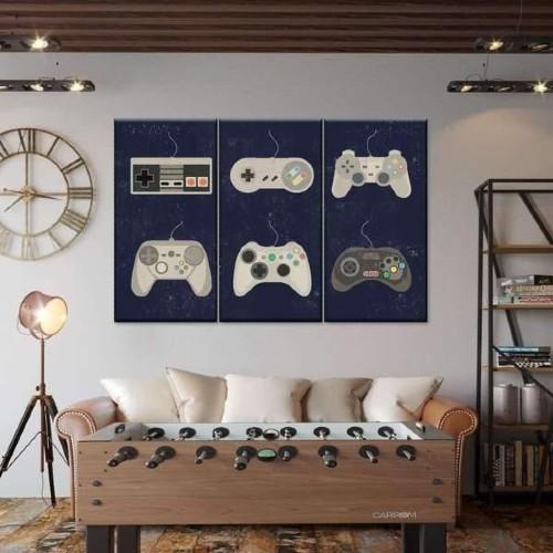 Gaming Wall Arts