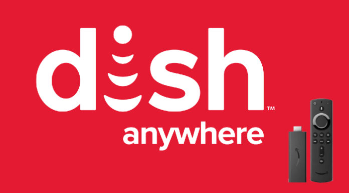 Install Dish Anywhere on Firestick