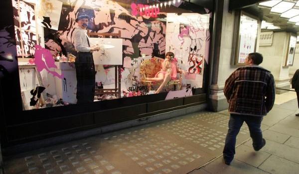 storefront displays